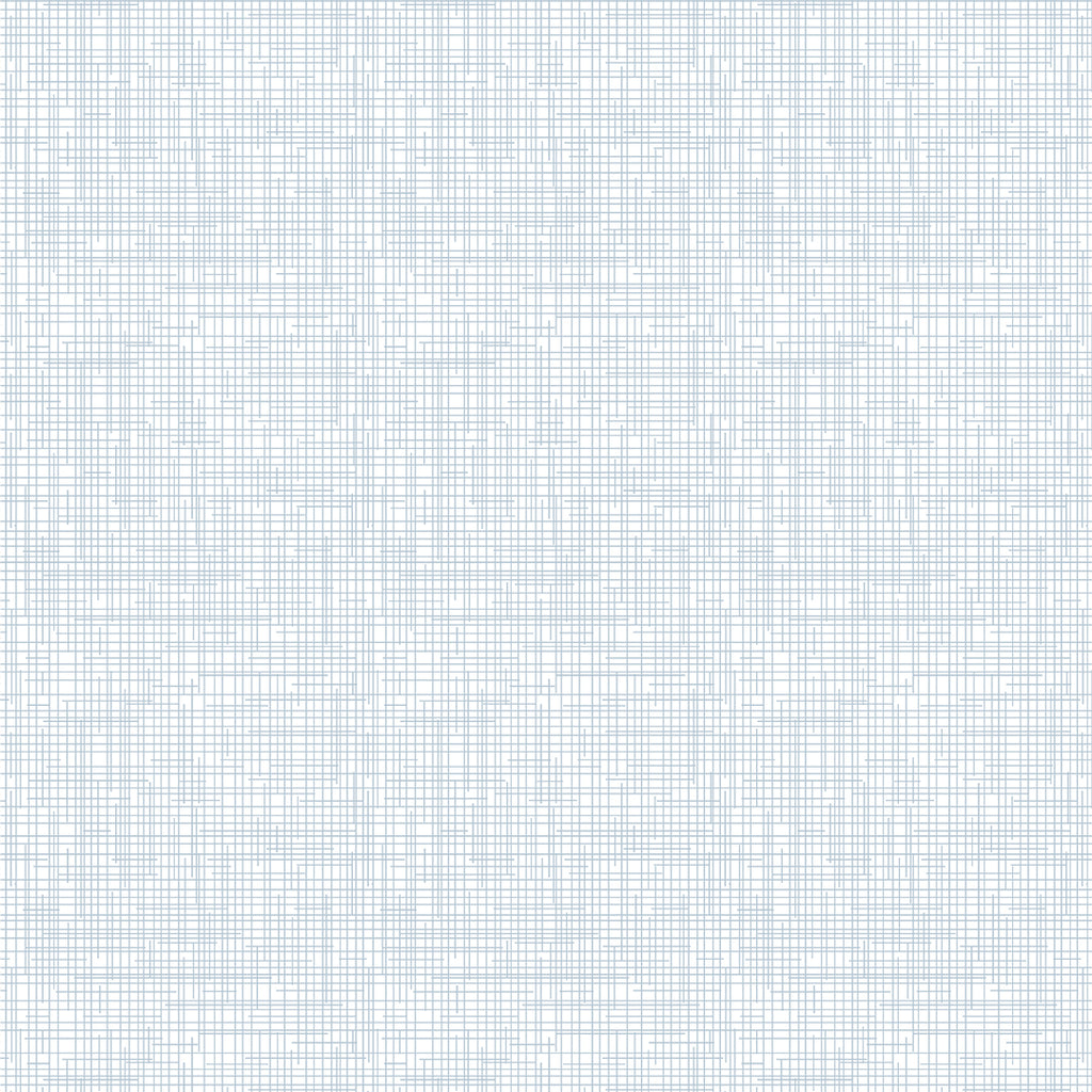 Weave Ocean Blue Self Adhesive Wallpaper