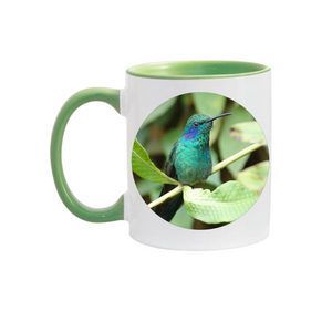 11oz. Mug Hummingbird