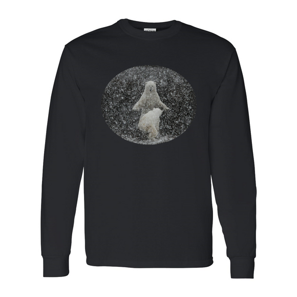 Long Sleeve Polar Bear Shirt