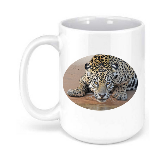 15oz. Jaguar Mug