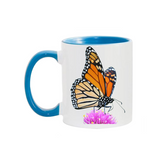11oz. Mug Butterfly Monarch