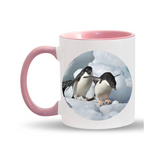 11oz. Adelie Penguins Mugs