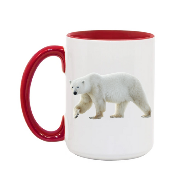 15oz. Mug Polar Bear