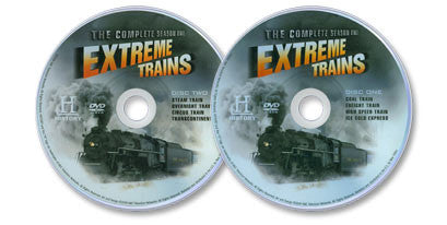 Extreme Trains (2 DVD set)