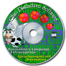 Bovinalina's Language Extravaganza (German)