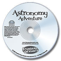 Astronomy Adventure DVD