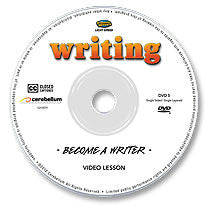 Become A Writer DVD
