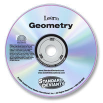 Learn Geometry 1 DVD