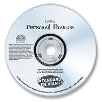Learn Personal Finance DVD