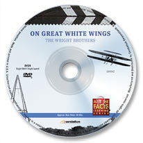 On Great White Wings: The Wright Brothers (DVD)