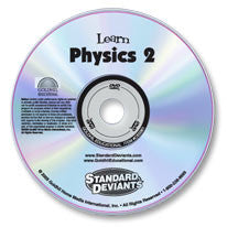 Learn Physics 2 DVD