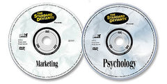 2 DVD Set (Psychology /Marketing)