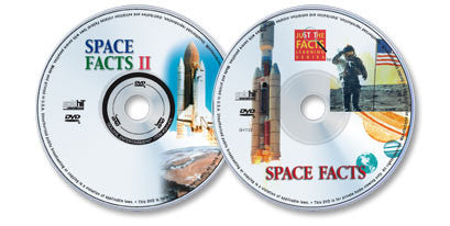 2 DVD Set (Space Facts I  /Space Facts II)