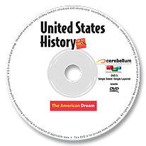 United States History: The American Dream DVD