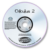 Calculus 2 (DVD)