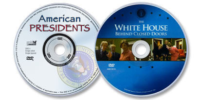 2 DVD set (American Presidents /The White House: Behind Closed Doors)