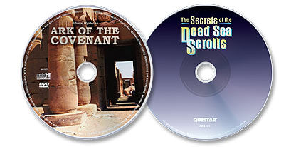 2 DVD Set (Ark of the Covenant /The Secrets of the Dead Sea Scrolls)
