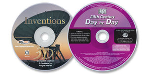 2 Disc Set (20th Century Day by Day /Greatest Inventions 3D)