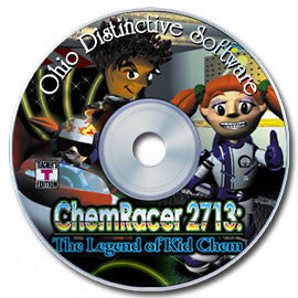 ChemRacer 2713: The Legend of Kid Chem