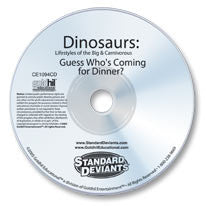 Dinosaurs: Lifestyles of the Big & Carnivorous (DVD)