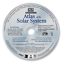 Atlas of the Solar System (CD-ROM)