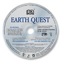 DK Earth Quest CD-ROM