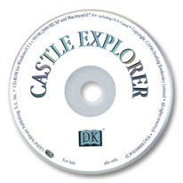 Castle Explorer CD-ROM