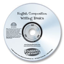 English Composition: Writing Basics DVD