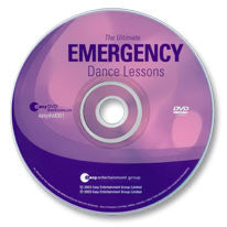 The Ultimate Emergency Dance Lessons DVD