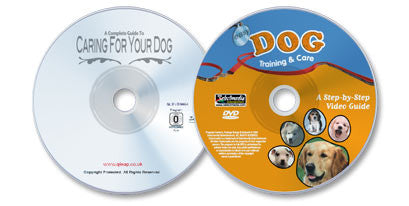 2 DVD Dog Care Library (A Complete Guide to Caring for Your Dog/ Easy Dog Training & Care)