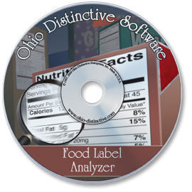 Food Label Analyzer