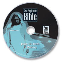 Great People of the Bible: Jesus-His Birth and Ministry DVD