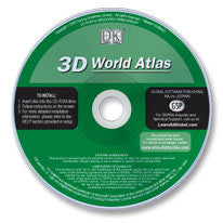 3D World Atlas CD-ROM