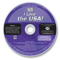 I Love the USA CD-ROM