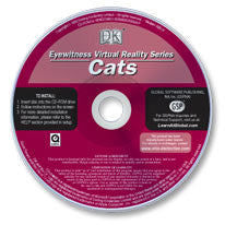 Eyewitness Virtual Reality: Cats CD-ROM