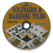 Hoyle Solitaire and Mahjong Tiles
