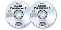 2 DVD Set (Learn English Punctuation /English Punctuation 2)