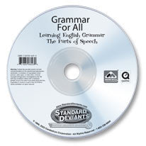 Grammar for All: Learning English Grammar - The Parts of Speech