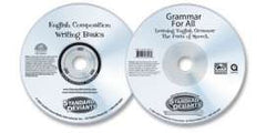 2 DVD Set (Grammar and Composition)