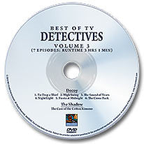 Best of TV Detectives: Volume 3 DVD