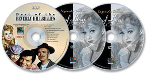 3 DVD Set (Betty White  /The Best of Lucy /Best of the Beverly Hillbillies)