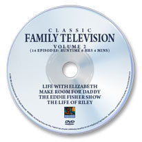 Classic Family Television 2 DVD