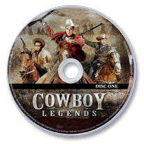 Cowboy Legends Disc 1 (DVD)