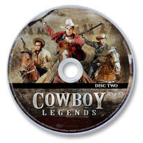Cowboy Legends Disc 2 (DVD)