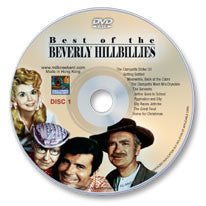 Best of the Beverly Hillbillies Disc 1 DVD