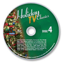 Holiday TV Classics Disc 4 DVD