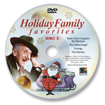 Holiday Family Favorites: Classic Christmas Movies Disc 2