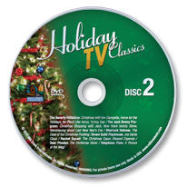 Holiday TV Classics DVD (Disc 2)