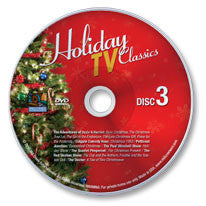 Holiday TV Classics Disc 3 DVD