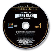 The Best of Johnny Carson Volume 1 (DVD)